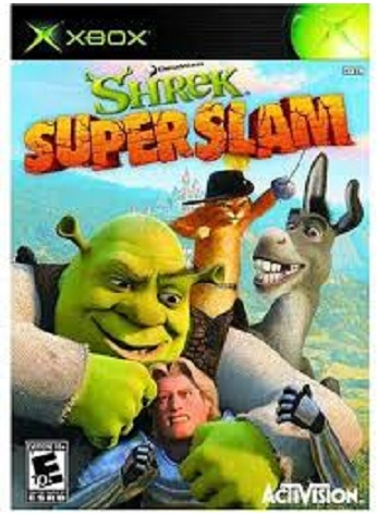 Activision Shrek Superslam Xbox Game