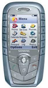 Siemens SX1 2G Mobile Phone