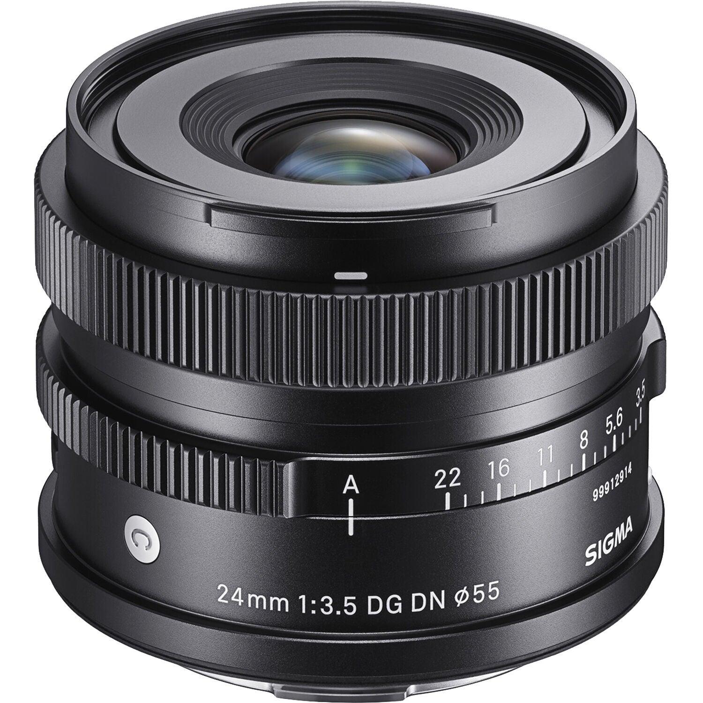 Sigma 24mm F3.5 DG DN Lens