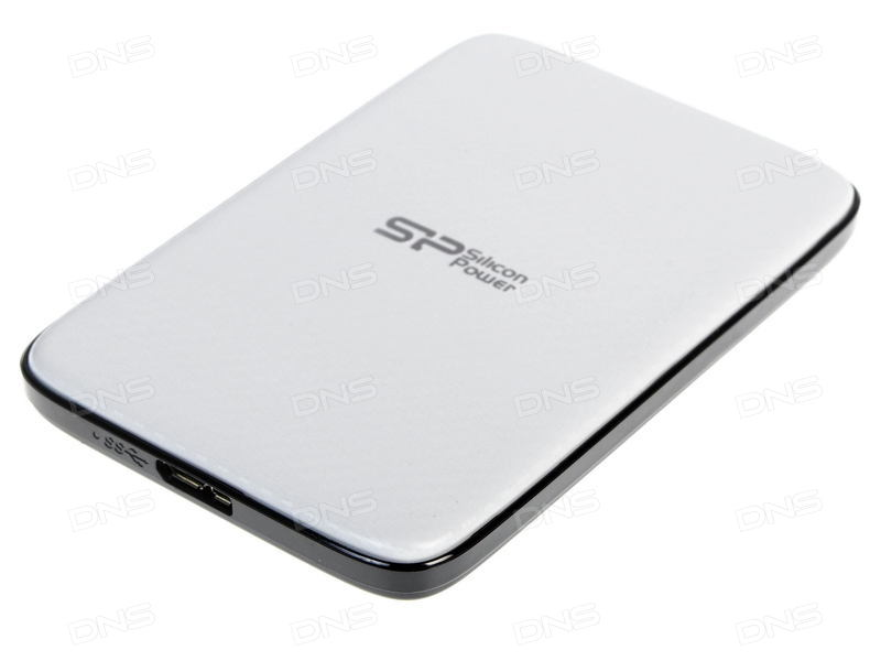 Silicon Power D20 SP010TBPHDD20S3W 1TB Hard Drive