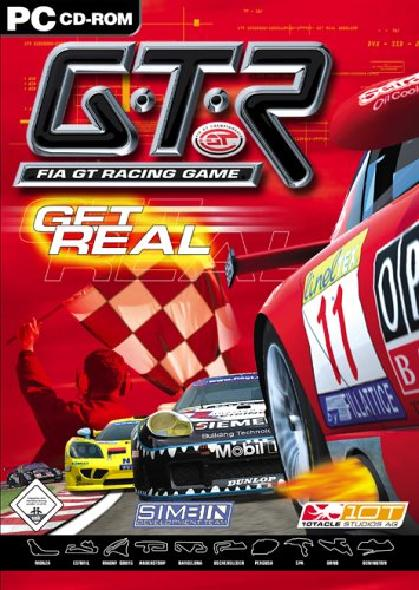 SimBin Gtr Fia Gt Racing PC Game