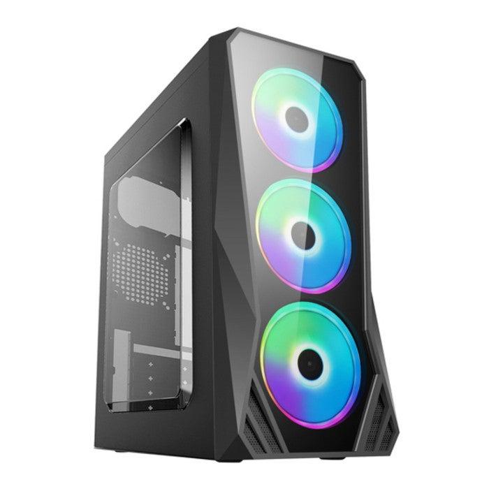 Simbadda Battleground 148 Mid Tower Computer Case