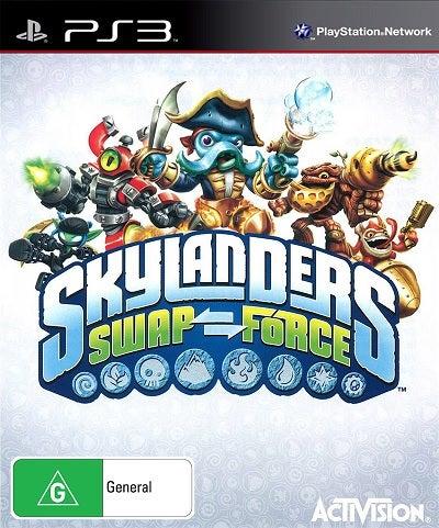 Activision Skylanders Swap Force PS3 Playstation 3 Game