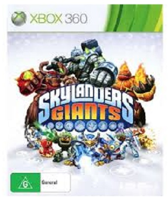 Activision Skylanders Giants Xbox 360 Game