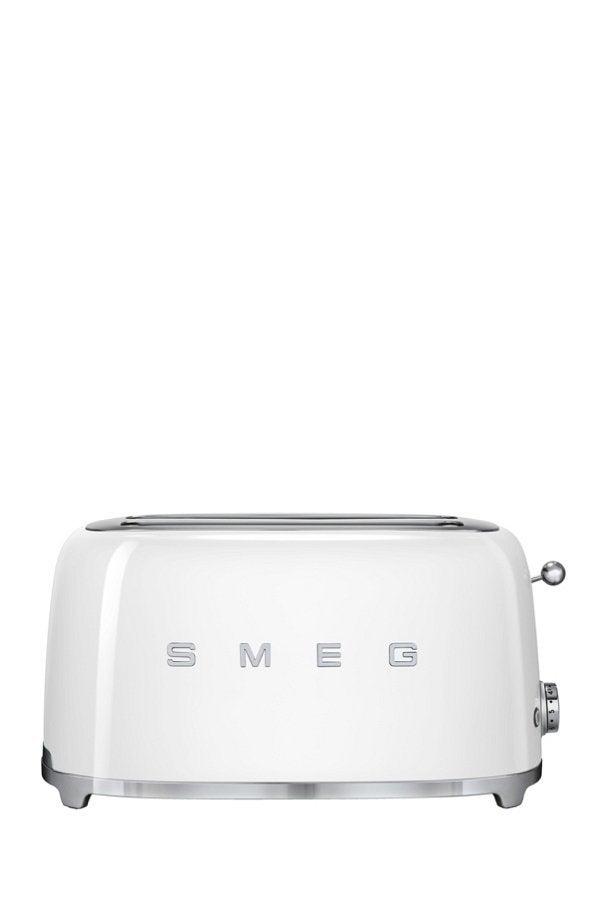 Smeg 50s Style TSF02WHAU Toaster