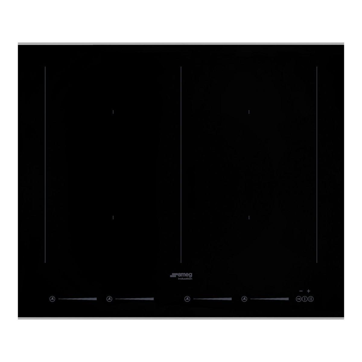 Smeg SIM662WLDX Kitchen Cooktop