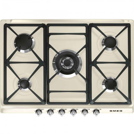 Smeg SRA975PGH Kitchen Cooktop