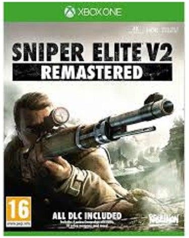 Rebellion Sniper Elite V2 Remastered  Xbox One Game