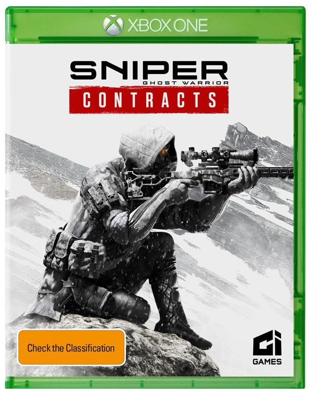 City Interactive Sniper Ghost Warrior Contracts Xbox One Game