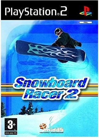 Midas Snowboard Racer 2 PS2 Playstation 2 Game