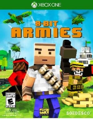 Soedesco 8 Bit Armies Xbox One Game