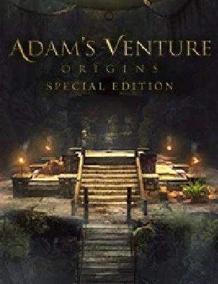 Soedesco Adams Venture Origins Special Edition PC Game