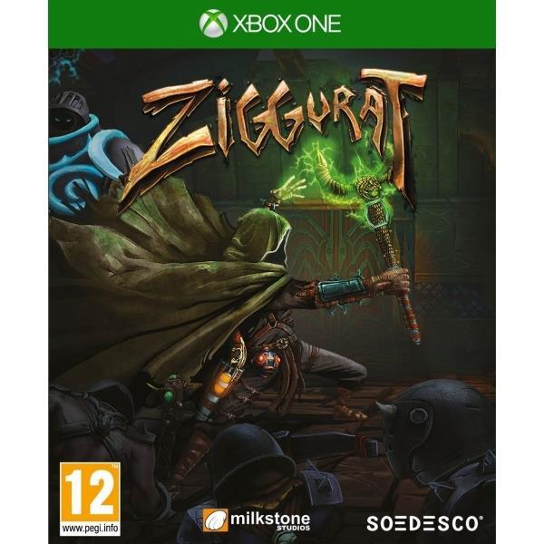 Soedesco Ziggurat PS4 Playstation 4 Game