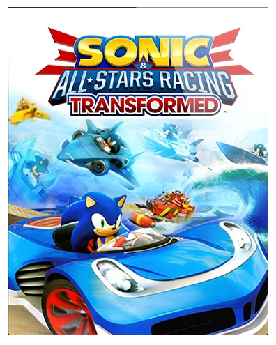 Sega Sonic And All Star Racing Transformed PC Game