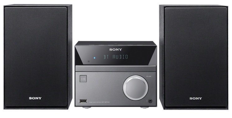 Sony CMT-SBT40D Mini-System