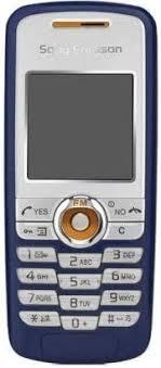 Sony Ericsson J230 2G Mobile Phone