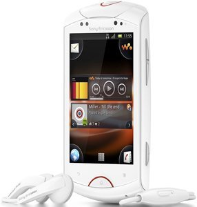 Sony Ericsson Live with Walkman Mobile Cell Phone