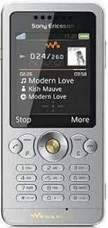 Sony Ericsson W302 Refurbished 2G Mobile Phone
