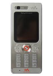 Sony Ericsson W880 3G Headphones