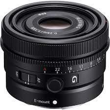 Sony FE 50 mm F2.5 G Lens