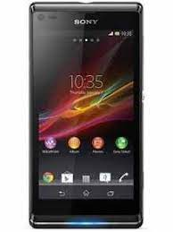 Sony Xperia L 3G Mobile Phone