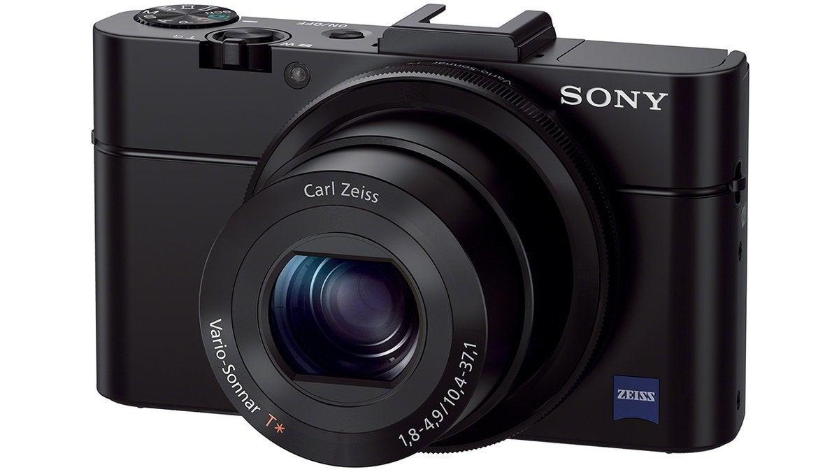 Sony Cybershot DSCRX100 Digital Camera