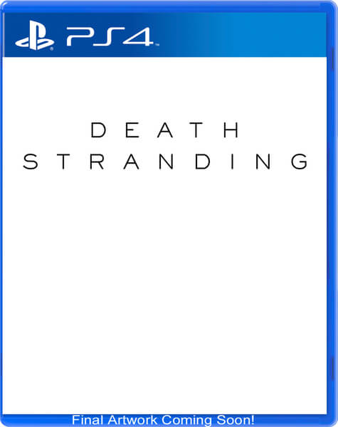 Sony Death Stranding PS4 Playstation 4 Game