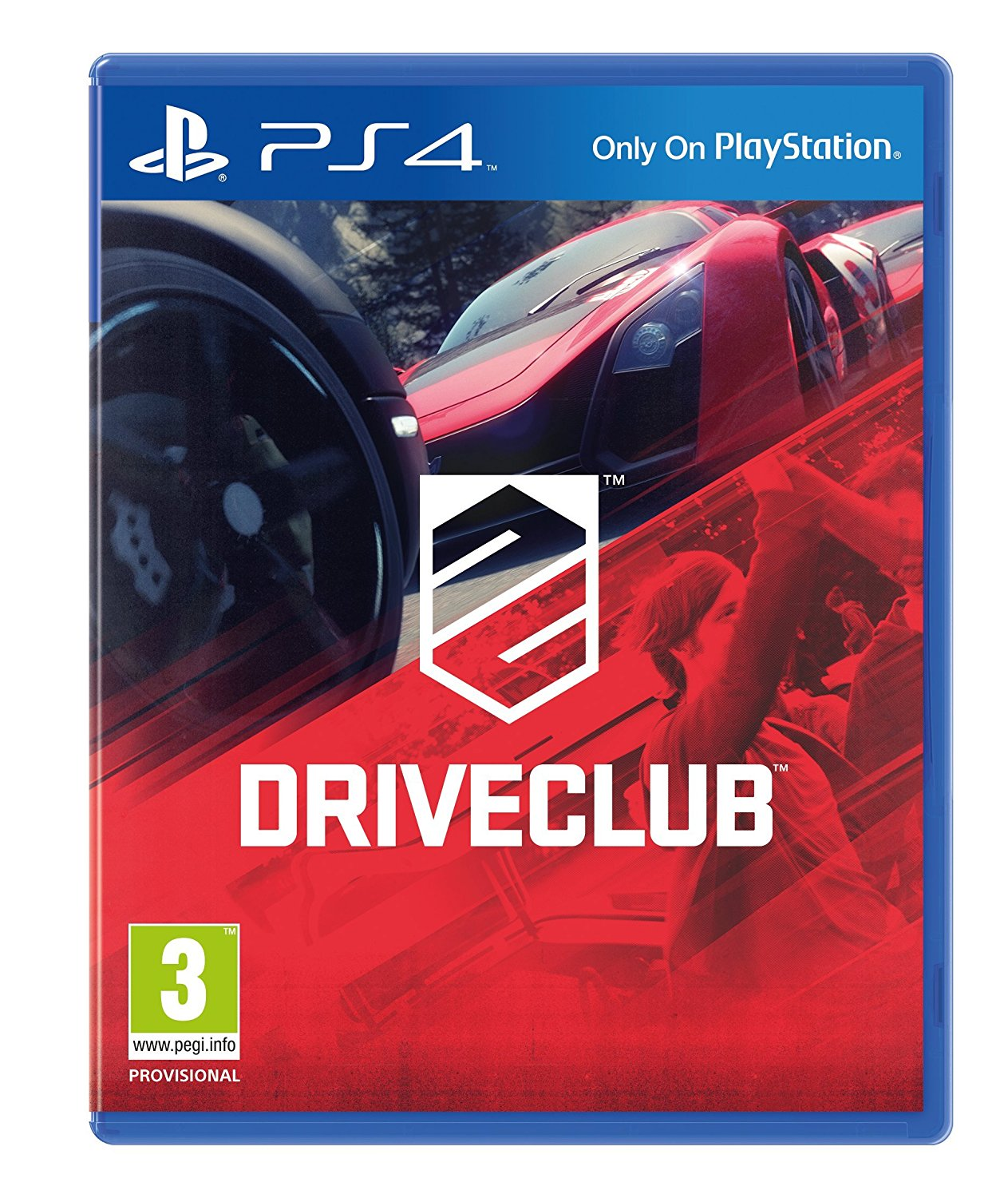 Sony Driveclub PS4 Playstation 4 Game