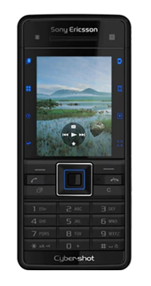 Sony Ericsson C902 Refurbished Mobile Phone