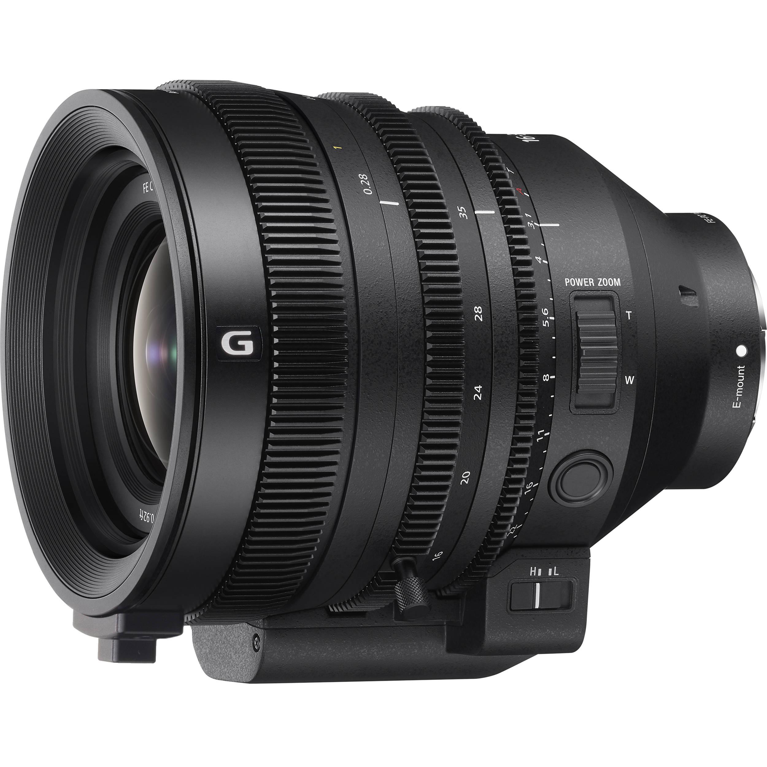 Sony FE C 16-35mm T3.1 Lens