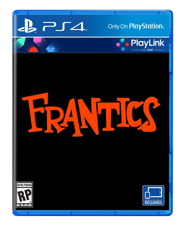 Sony Frantics PS4 Playstation 4 Game