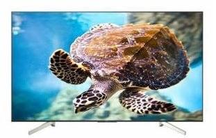 Sony KD43XF8596 43inch UHD LED LCD TV