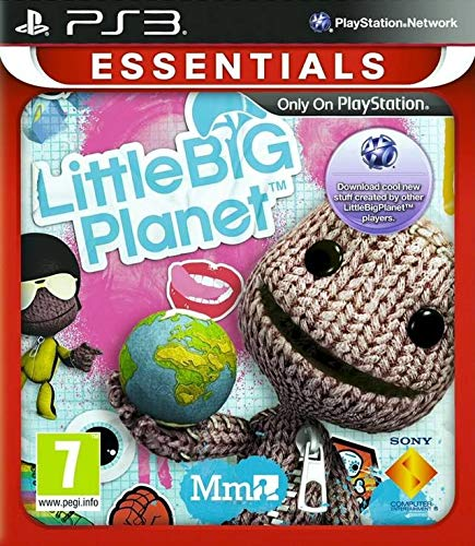 Sony Little Big Planet Essentials PS3 Playstation 3 Game