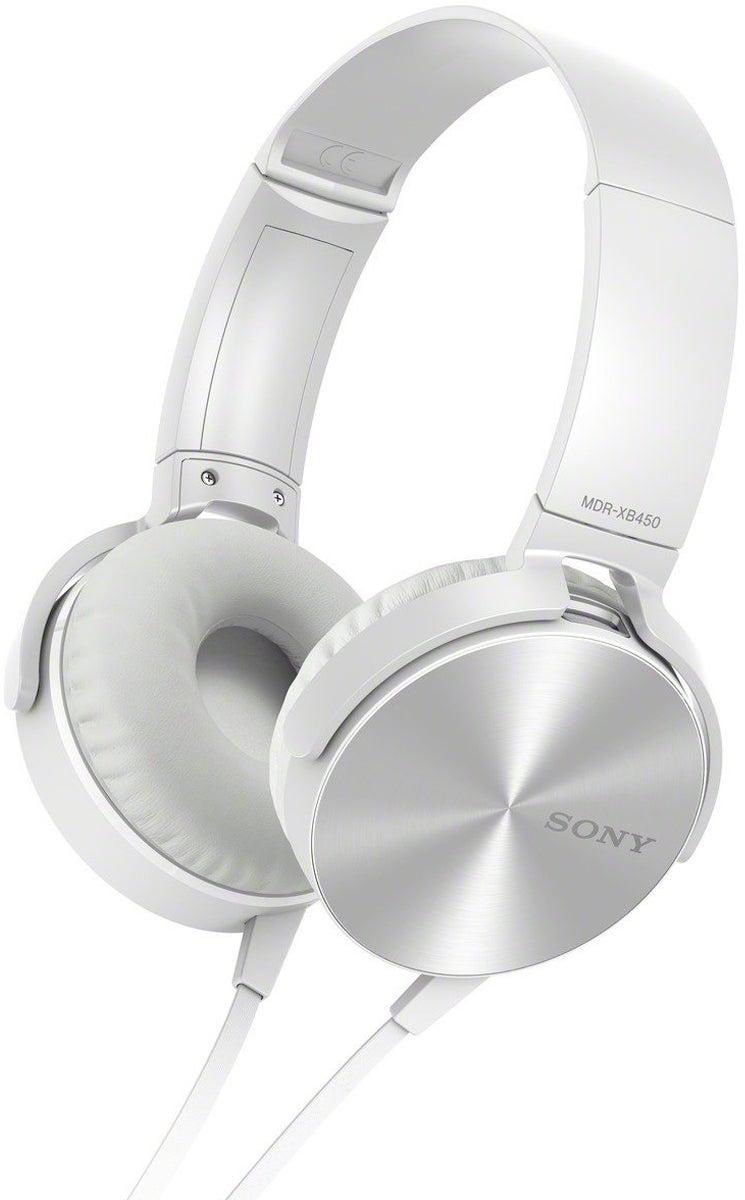 Sony MDRXB450APW Head Phone