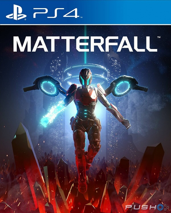 Sony Matterfall PS4 Playstation 4 Game