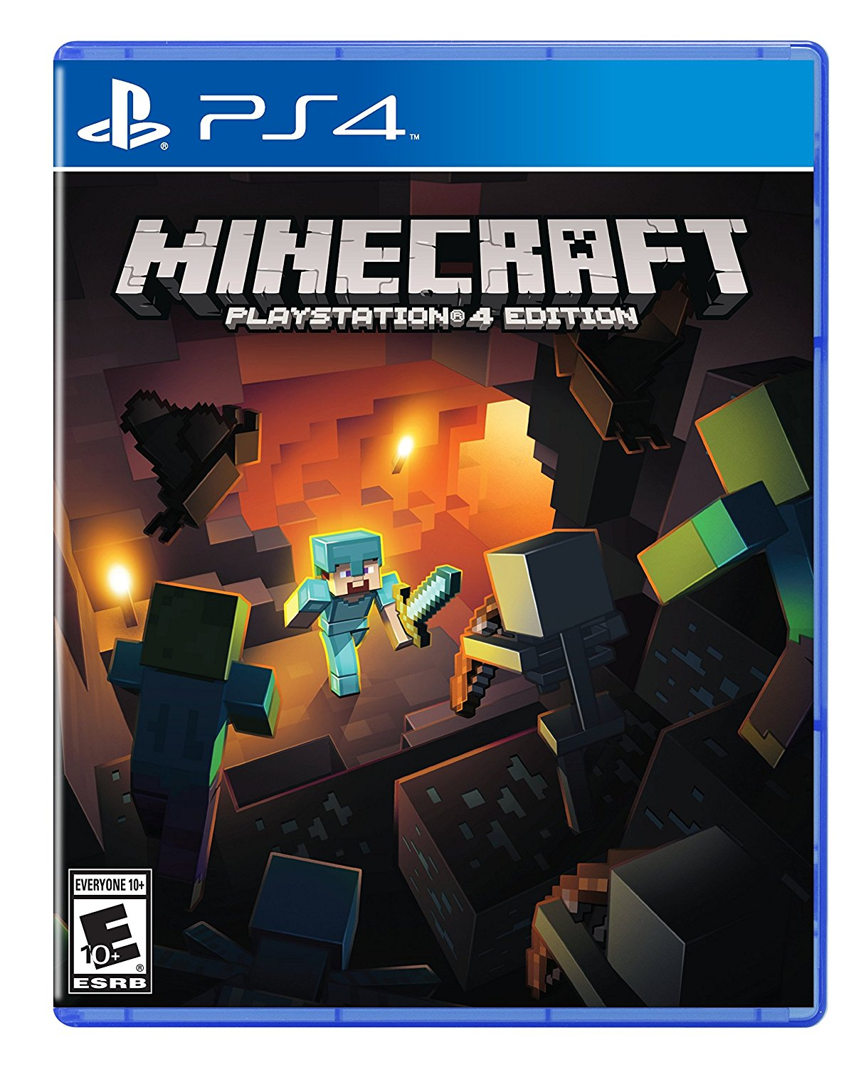 Sony Minecraft Playstation 4 Edition PS4 Playstation 4 Game