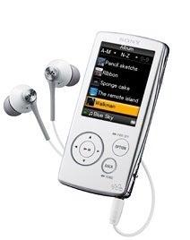 Sony NWA805V Walkman MP3 Player