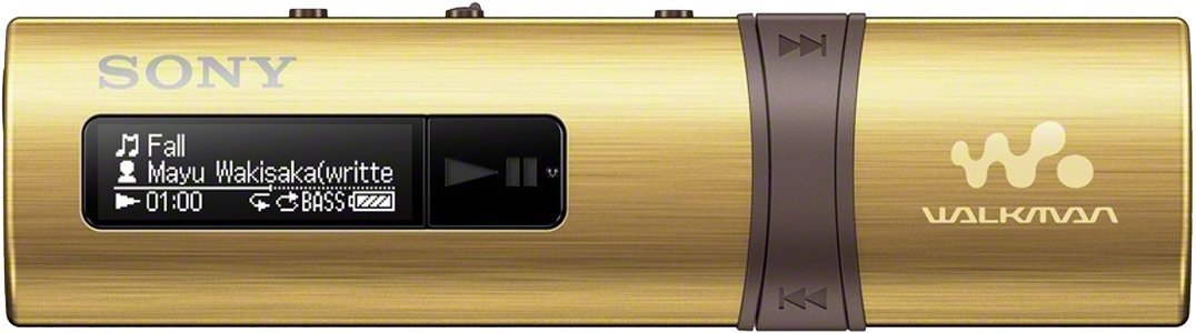 Sony Walkman NWZ-B183F 4GB MP3 Players