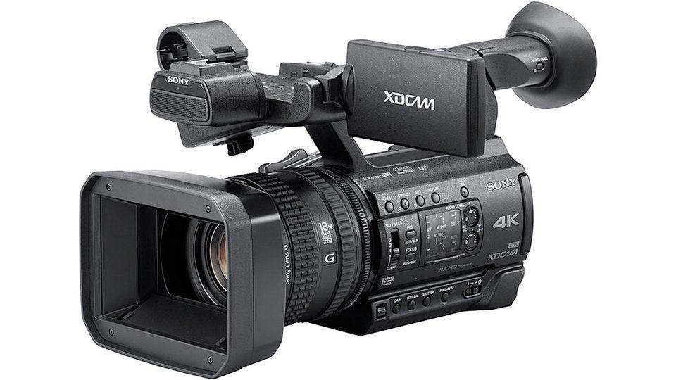 Sony PXWZ150 4K Camcorder