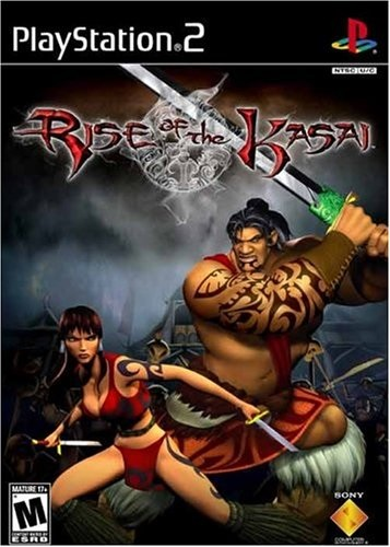 Sony Rise Of The Kasai PS2 Playstation 2 Game