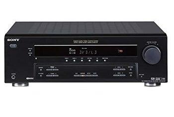 Sony STRDE495B Receiver