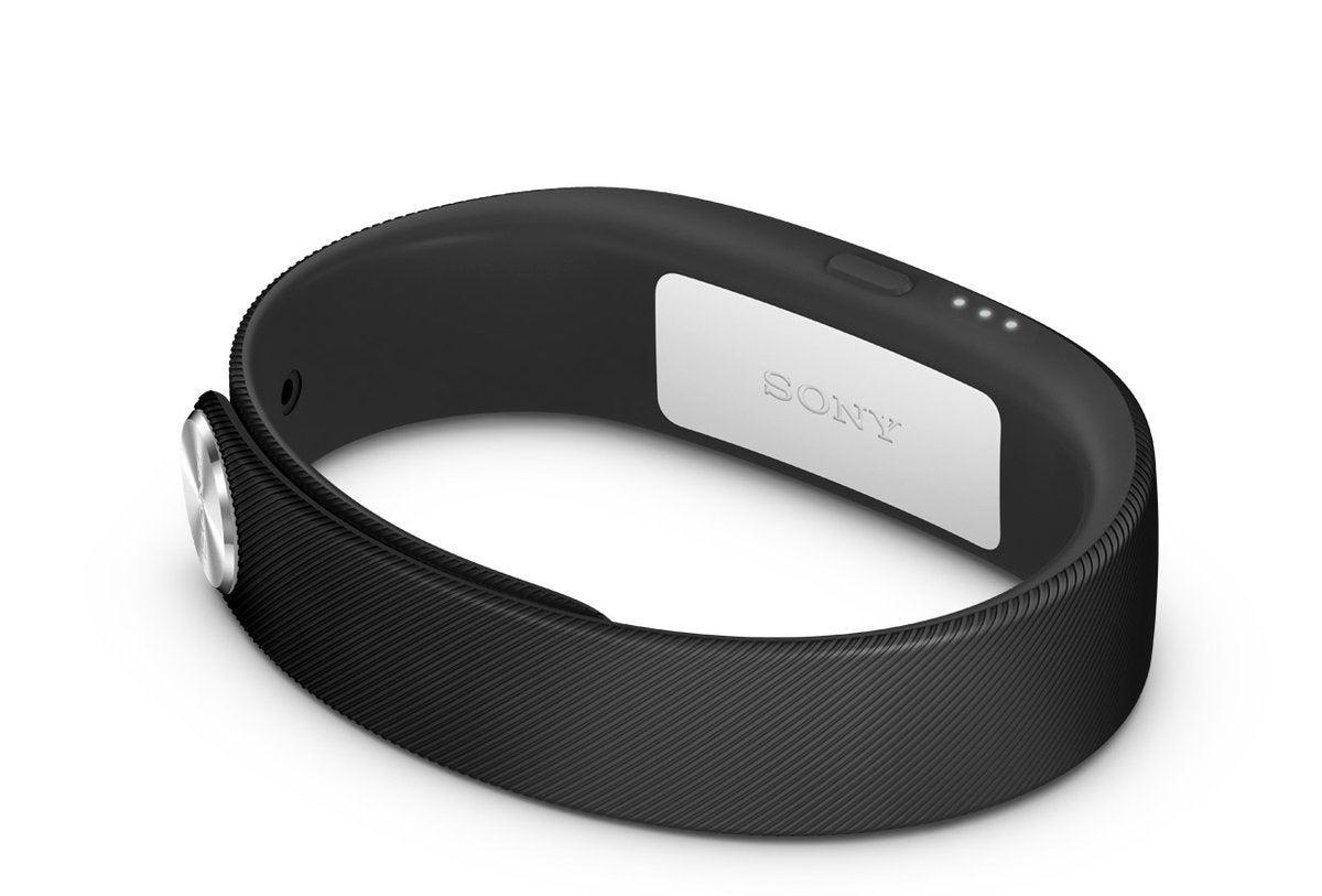 Sony SmartBand SWR10 Fitness Activity Tracker