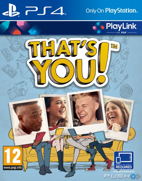 Sony Thats You PS4 Playstation 4 Game