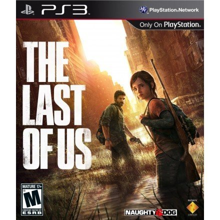 Sony The Last of Us PS3 Playstation 3 Game