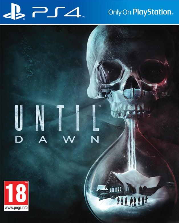 Sony Until Dawn PS4 Playstation 4 Game