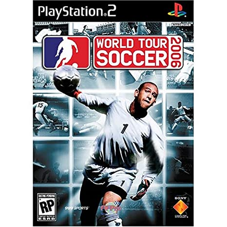 Sony World Tour Soccer 2006 PS2 Playstation 2 Game