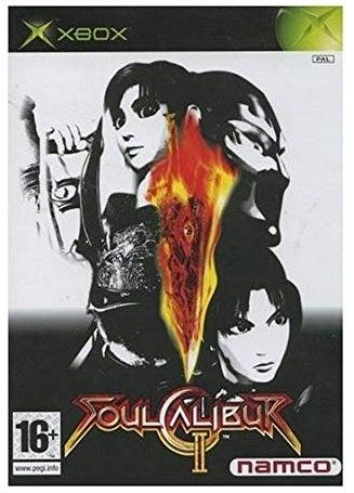 Namco SoulCalibur 2 Xbox Game