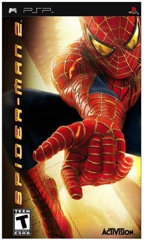 Activision Spider Man 2 PSP Game