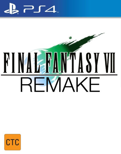 Square Enix Final Fantasy 7 Remark PS4 Playstation 4 Game