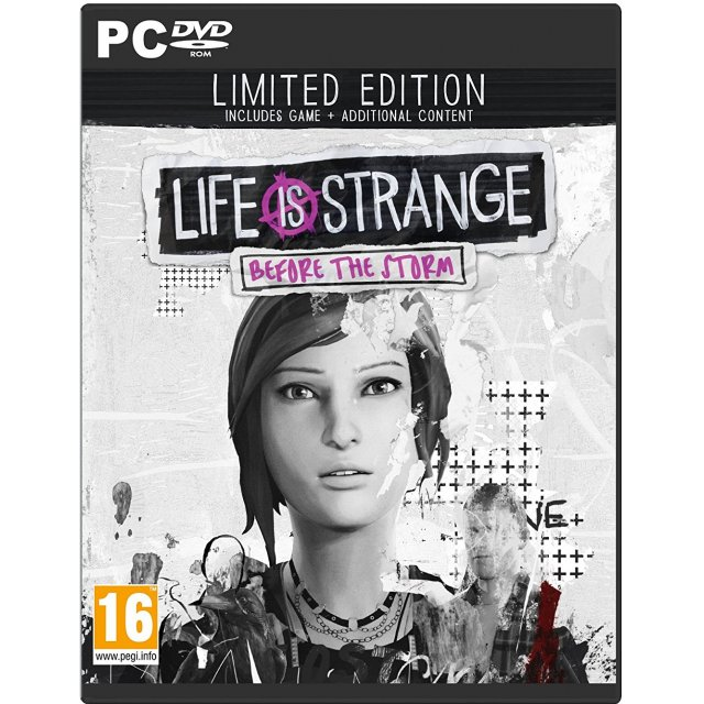 Square Enix Life Is Strange Before The Storm Limited Edition PC Game
